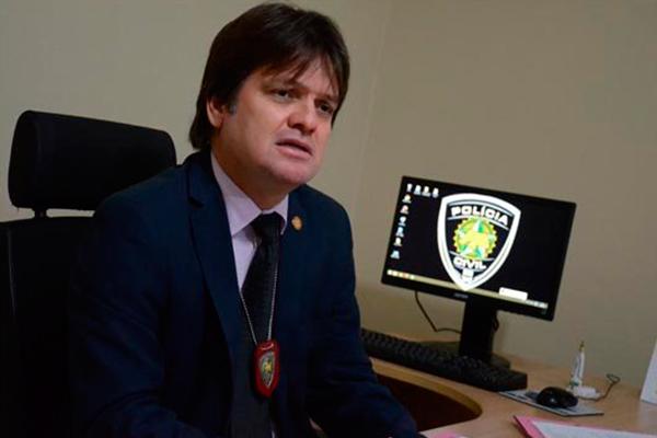 Delegado-geral Correia Júnior considera satisfatório o índice de resolutividade nas investigações