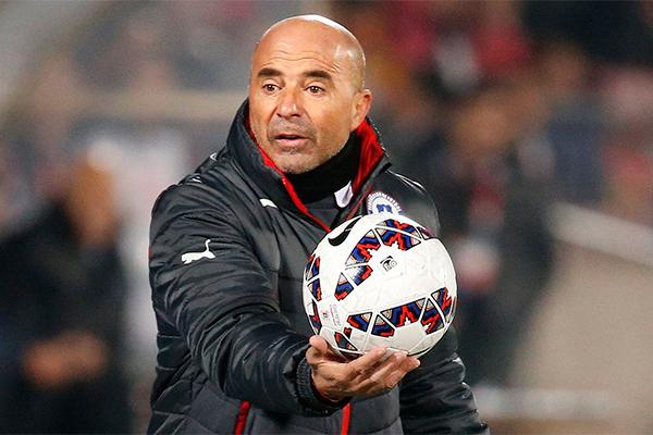 Ex-técnico do Chile, Sampaoli está no comando do Atlético Mineiro em 2020