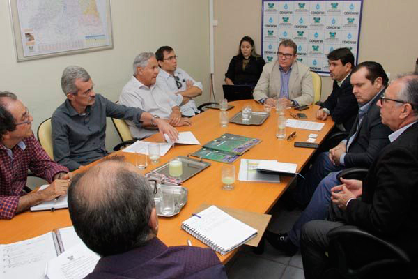 Em reunião com a SIH/MI ficou definido que o Estado deve enviar novo planejamento ainda este mês