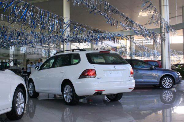 Loja de carros novos: Para o presidente da Fenabrave, Assumpção Júnior, números de maio confirmam tendência de recuperação