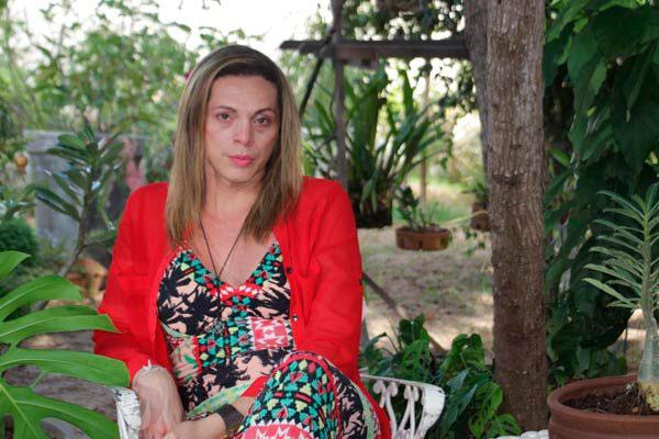 A professora Leilane Assunção é uma das participantes do Fórum