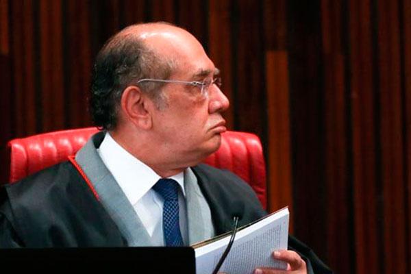 Gilmar Mendes, presidente do TSE, afirma que investigações estão além dos limites