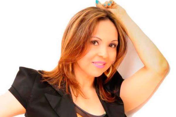 Eliane é uma das voz do forró anos 90