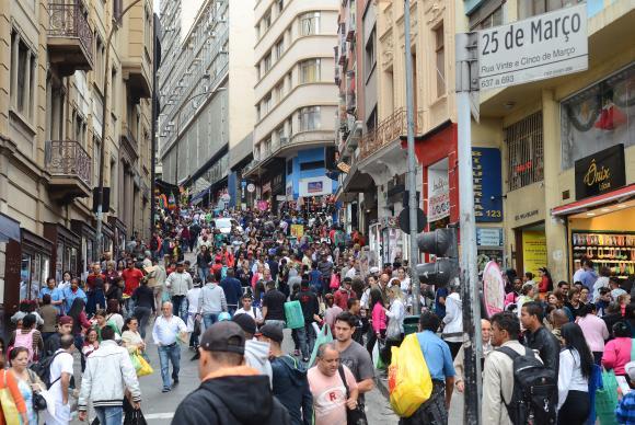 Cerca de um quarto dos municípios brasileiros apresentaram redução populacional