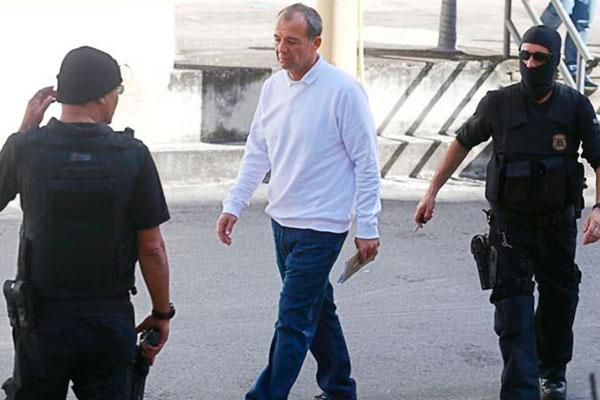 Sérgio Cabral é réu em nove processos na 7ª Vara Criminal da Justiça Federal do Rio de Janeiro