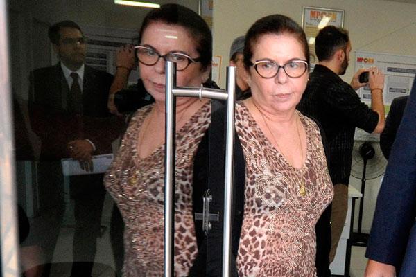 Resultado de imagem para ex-procuradora da Assembleia Legislativa, Rita das Mercês Reinaldo