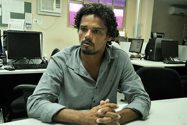 Pescador José Maria Alves