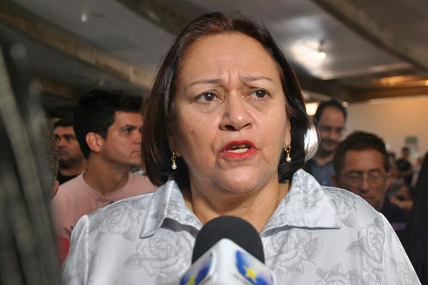 Fátima Bezerra foi rival de Wilma em disputas eleitorais