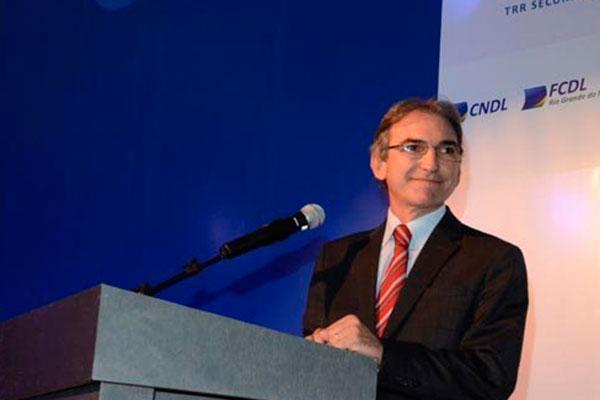 Marcelo Queiroz, presidente da Fecomércio RN: Intercâmbio