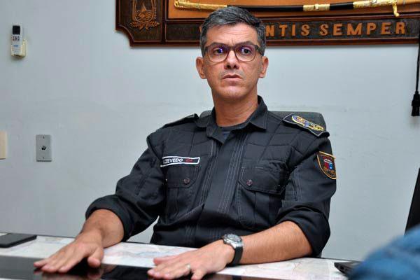 Para o coronel André Azevedo, a falta de efetivo e as dívidas que superam R$ 700 mil estão entre os principais problemas da corporação no RN
