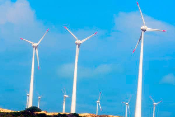 O Rio Grande do Norte é o maior gerador de energia eólica no país