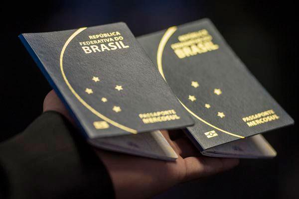 A emissão de passaportes está suspensa desde terça (27) da semana passada por falta de recursos