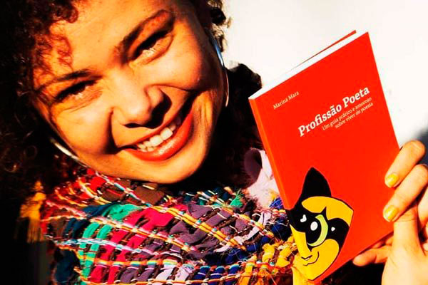 Idealizado pela poeta e ativista cultural Marina Mara, em parceria com a equipe do MediaLab da Universidade de Brasília, o Poemapp já soma mais de 10 mil pontos de poesia cadastrados, a maioria bibliotecas
