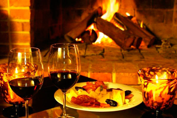 Se formos relacionar as estações com o vinho, o inverno seria a estação dos tintos robustos