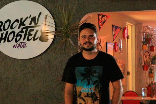 """Fernando Osório é gaúcho e mora em Natal há quatro anos: """"A crise bateu na porta de todos e é preciso se reinventar"""""""