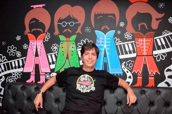 Chef e empresário João Aguiar reabre a casa que fez história no início da década passada