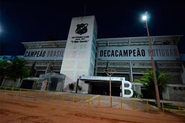 """Estádio Frasqueirão deixou de ser o """"alçapão"""" na Série B"""