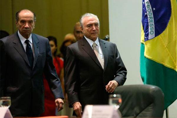 "Michel Temer poderá manter Aloysio Nunes Ferreira, mesmo com a saída dos demais ""tucanos�"