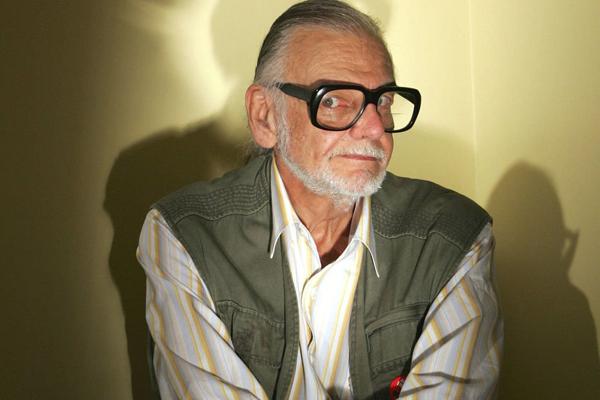 George Romero foi um dos grandes diretores de filmes de terror