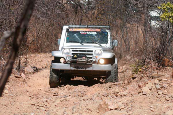 A trilha da Serra é uma das mais difíceis e desafiadoras do País