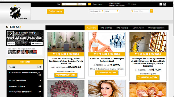 36ba98ccd ABC firma parceria com site de compras e espera aumentar receita ...
