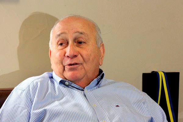 Álvaro Alberto Barreto, diretor presidente da Companhia Hipotecária Brasileira (Foto: Alex Régis)