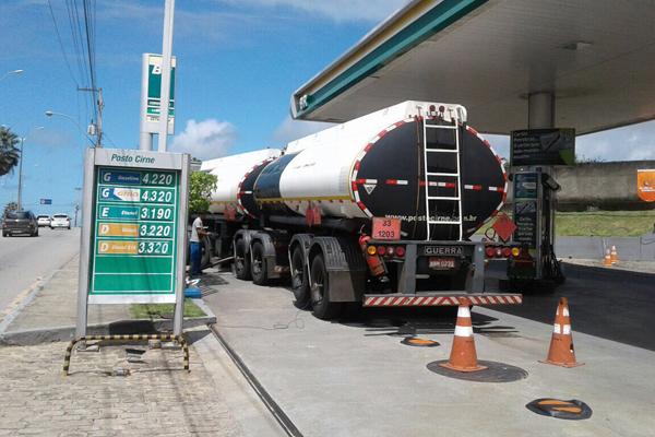 Resultado de imagem para POSTO de combustível EM NATAL