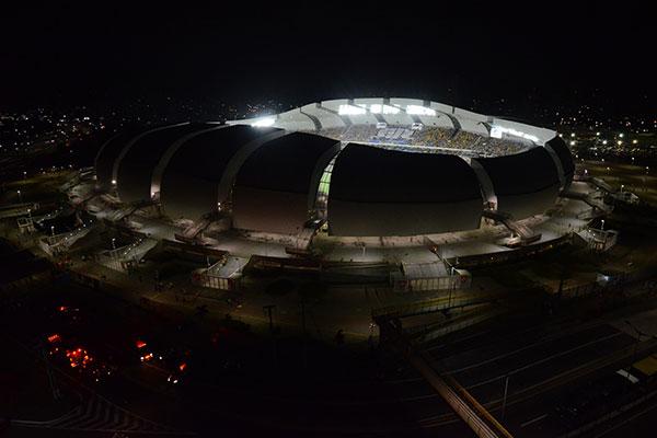 Empresa foi contratada para desenvolver projetos básicos complementares para a Arena das Dunas