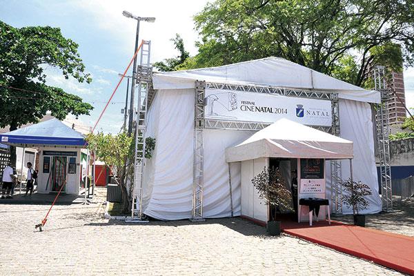 Festival Cine Natal teve última edição em 2014. Retorno contará com mostras, debates e estreias de curtas potiguares