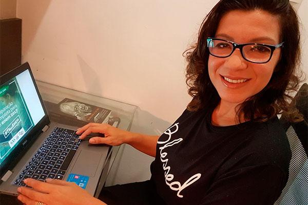 Sanzya Costa, gerente comercial da TN, explica que o TNnoENEM deste ano busca criar uma ferramenta que integre conteúdos relevantes