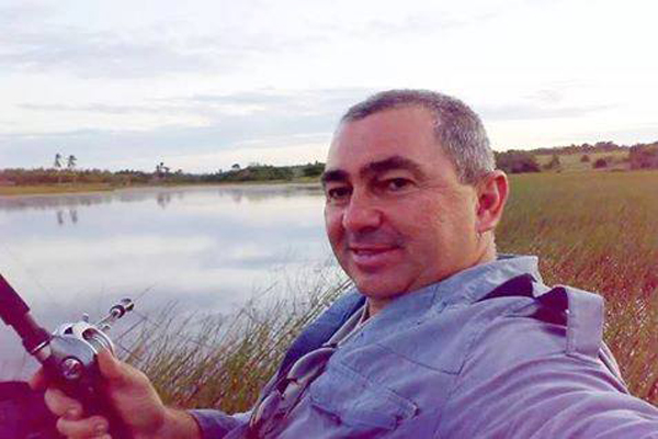O subtenente da reserva, Amauri Soares, desapareceu nesta quinta-feira (10)