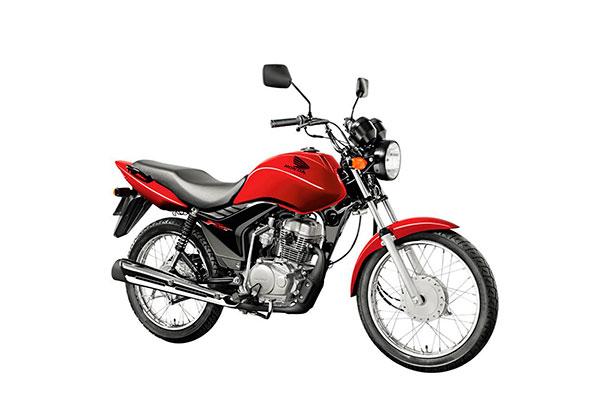 As motos até 150cc são as mais consumidas no Brasil, em função do seu baixo custo de aquisição