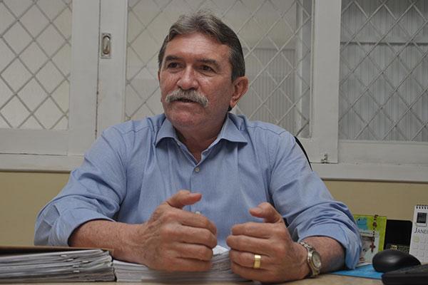 Alderi Alves de Moura, presidente do Sincor/RN