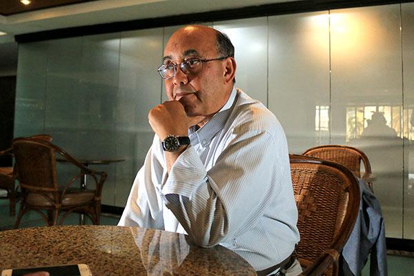 Wanderley de Souza, diretor de Desenvolvimento Científico e Tecnológico da Finep