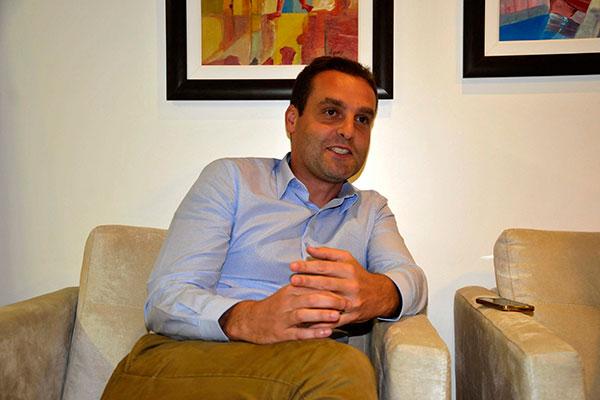 Eduardo Javarotto, diretor comercial do Boticário