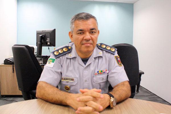 Resultado de imagem para coronel Osmar José Maciel de Oliveira