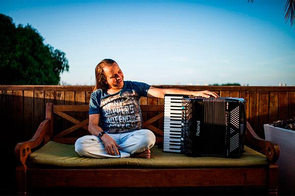Dorgival Dantas | Sanfoneiro, poeta, cantor e compositor