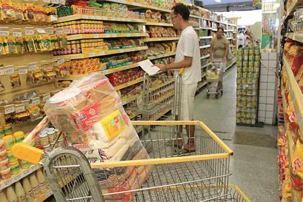 Salvador tem a cesta básica mais barata do Brasil