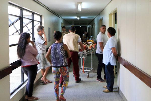 No Hospital Walfredo Gurgel, a maioria das internações por politrauma é decorrente de acidentes de trânsito envolvendo motos. Os casos são cada vez mais recorrentes
