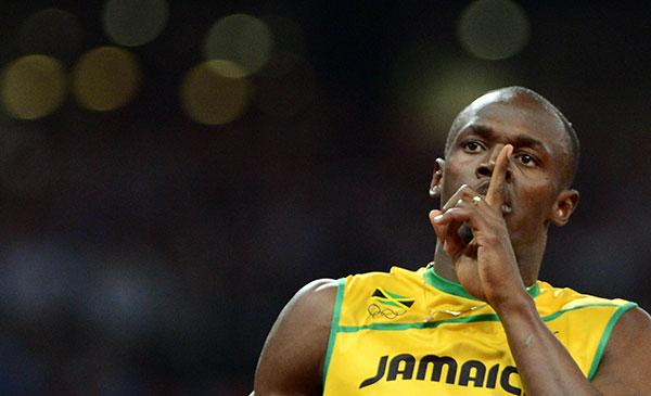 Usain Bolt perdeu a medalha devido a doping de companheiro