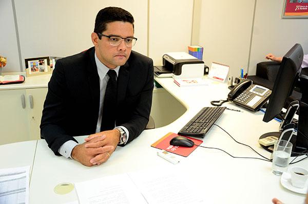 Superintendente do BNB no RN, Fabrizzio Feitosa, destaca evolução mesmo em período de crise