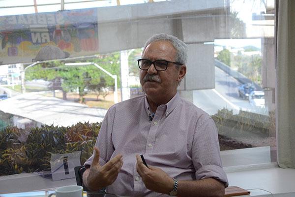 Superintendente do Sebrae, Zeca Melo, teme declínio das facções