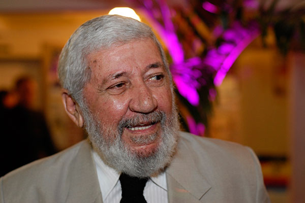 Jornalista potiguar Woden Madruga completa 80 anos de idade