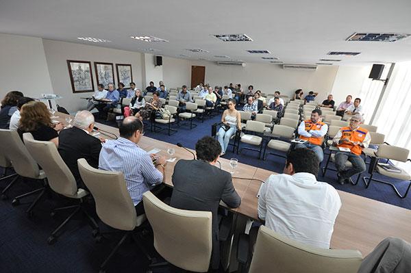Reunião com a ANA debateu situação crítica do rio Piranhas-Açu