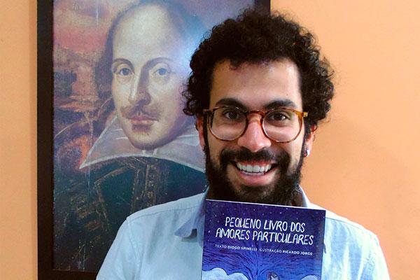 Diogo Spinelli reúne contos cujas histórias se conectam entre si