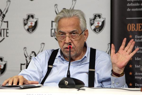 Eurico Miranda seria o responsável por autorizar a ajuda do Vasco aos torcedores violentos