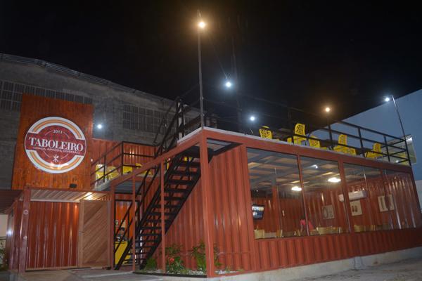 Novo restaurante Taboleiro investe em projeto sustentável