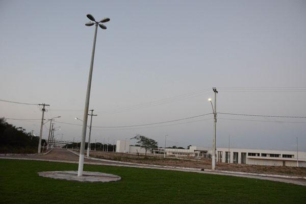 Em Macaíba, parte do projeto assumida diretamente pela UFRN custou cerca de R$ 45 milhões