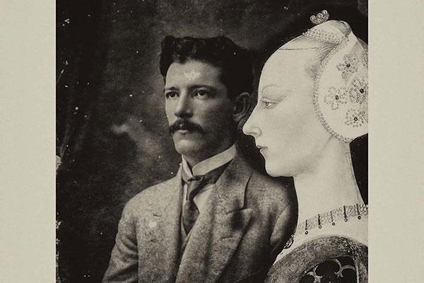 As fotografias do Século XIX ganham colagens de outros tempos e uma escrita ficcional que apresenta novas histórias para as cenas retratadas