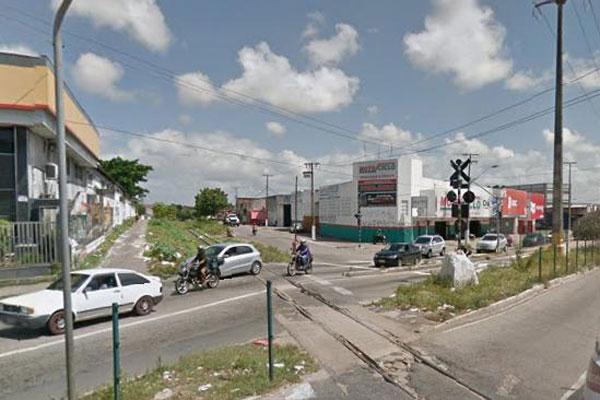 Trecho da Bernardo Vieira, no cruzamento com a via férrea será interditada por 10 dias